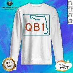 Official Miami QB1 – Miami Football 2020 Sweatshirt- Design By Earstees.com
