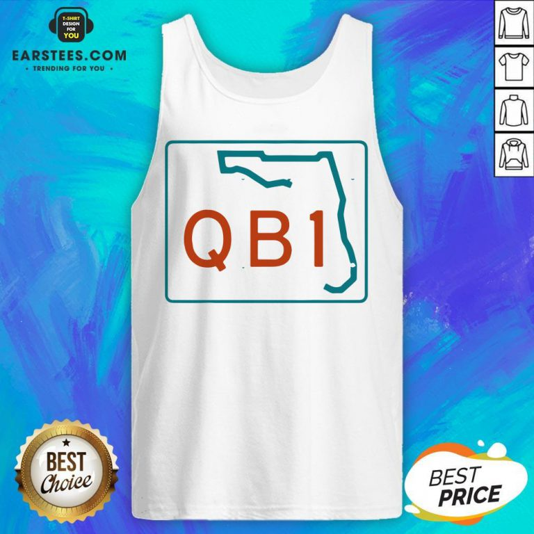 Official Miami QB1 – Miami Football 2020 Tank Top - Design By Earstees.com