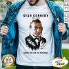 Official Sean Connery 1930 2020 Thank You For The Memories Signature Shirt - Design By Earstees.com