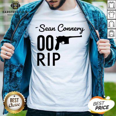 Original Rip 007 James Bond Sean Connery 1930 2020 Shirt - Design By Earstees.com