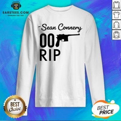 Original Rip 007 James Bond Sean Connery 1930 2020 Sweatshirt - Design By Earstees.com
