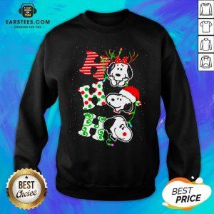 Original Snoopy Ho Ho Ho Christmas 2020 Sweatshirt- Design By Eerstees.com