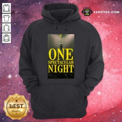 Ajr One Spectacular Night Hoodie - Design By Earstees.com