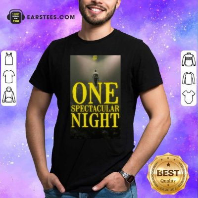 Ajr One Spectacular Night Shirt - Design By Earstees.com