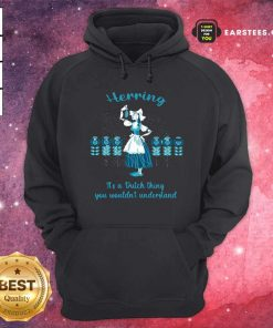 Herring It's A Dutch Thing You Wouldn't Understand Hoodie - Design By Earstees.com
