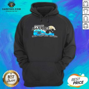 Funny Save The Manatee LCHS 16 Annual 5k Run 2 Mile Walk Mini Mile Hoodie - Design By Earstees.com