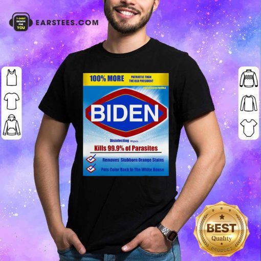 Democratic Biden Harris 2020 Election President Shirt - Design By Earstees.com