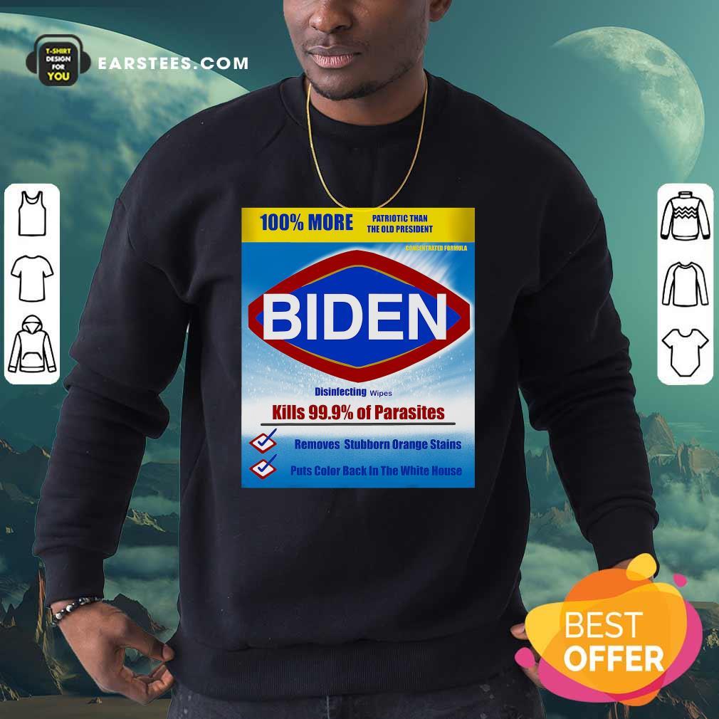 Democratic Biden Harris 2020 Election President Sweatshirt - Design By Earstees.com