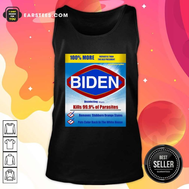 Democratic Biden Harris 2020 Election President Tank Top - Design By Earstees.com