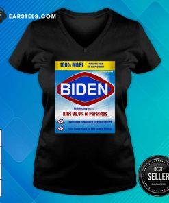 Democratic Biden Harris 2020 Election President V-neck - Design By Earstees.com