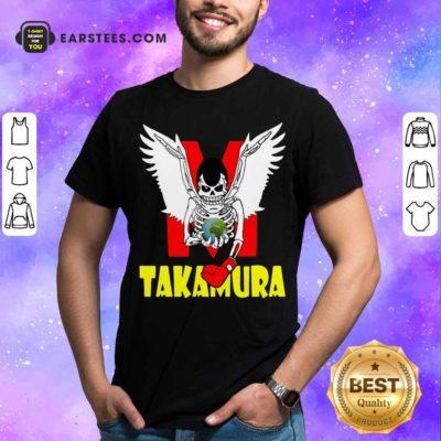 Hajime No Ippo Takamura Shirt - Design By Earstees.com