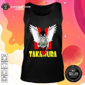 Hajime No Ippo Takamura Tank Top - Design By Earstees.com