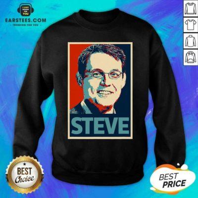 Good Steve Kornacki Sweatshirt - Design By Earstees.com