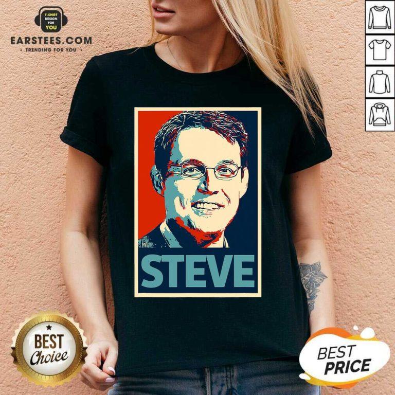 Good Steve Kornacki V-neck - Design By Earstees.com