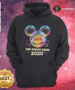 Los Angeles Lakers 2020 Mickey Disney Hoodie - Design By Earstees.com