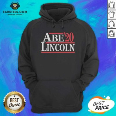 Hot Abe Lincoln 2020 Hoodie - Design By Earstees.com