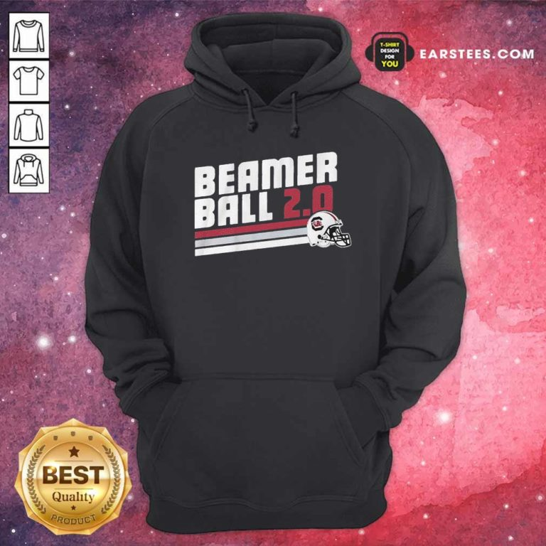 Beamer Ball South Carolina Hoodie - Design By Earstees.com