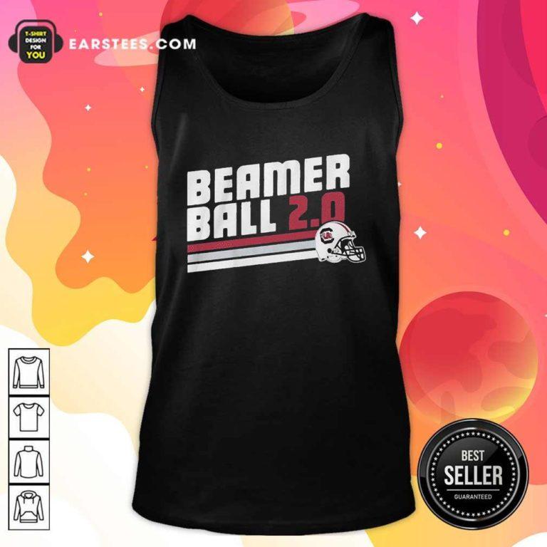 Beamer Ball South Carolina Tank Top - Design By Earstees.com