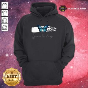Butterfly Become The Change Hoodie - Design By Earstees.com