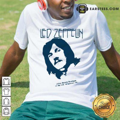 John Bonham Led Zeppelin Shirt - Design By Earstees.com