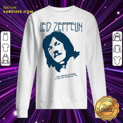 John Bonham Led Zeppelin Sweatshirt - Design By Earstees.com