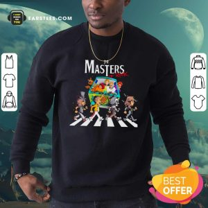The Masters Of Rook Sweatshirt - Design By Earstees.com