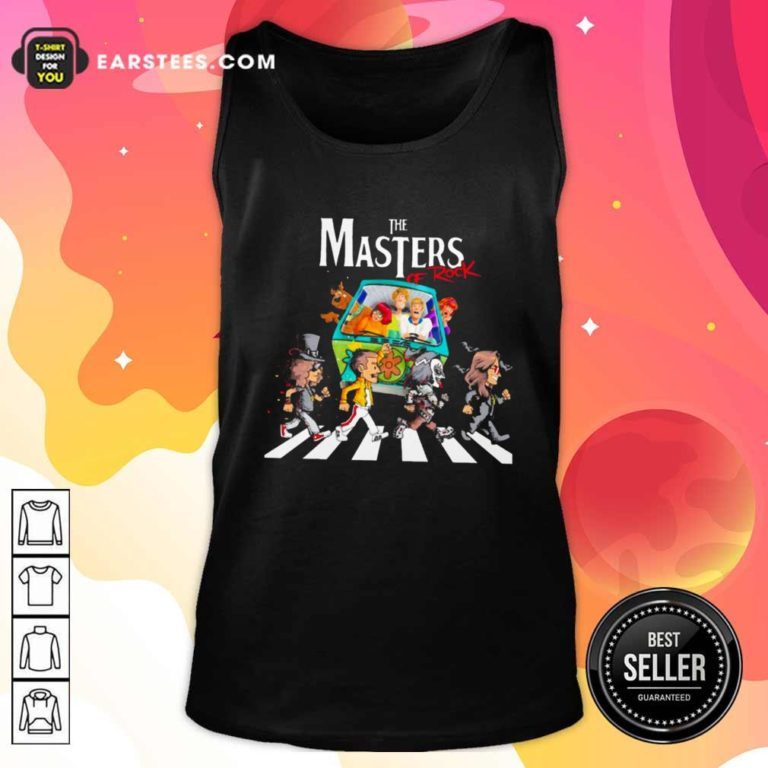 The Masters Of Rook Tank Top - Design By Earstees.com