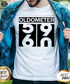 Nice Oldometer 56 90 Shirt- Design By Earstees.com