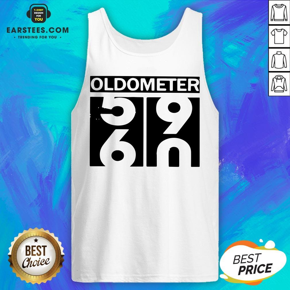 Nice Oldometer 56 90 Tank Top - Design By Earstees.com