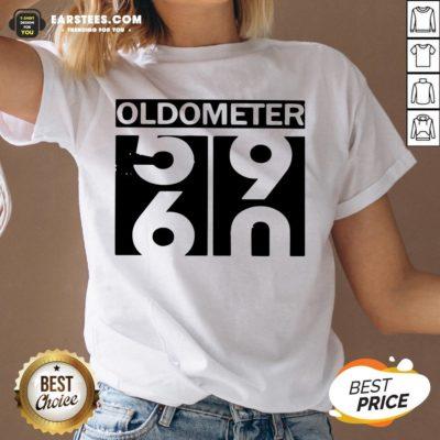 Nice Oldometer 56 90 Shirt - Design By Earstees.com
