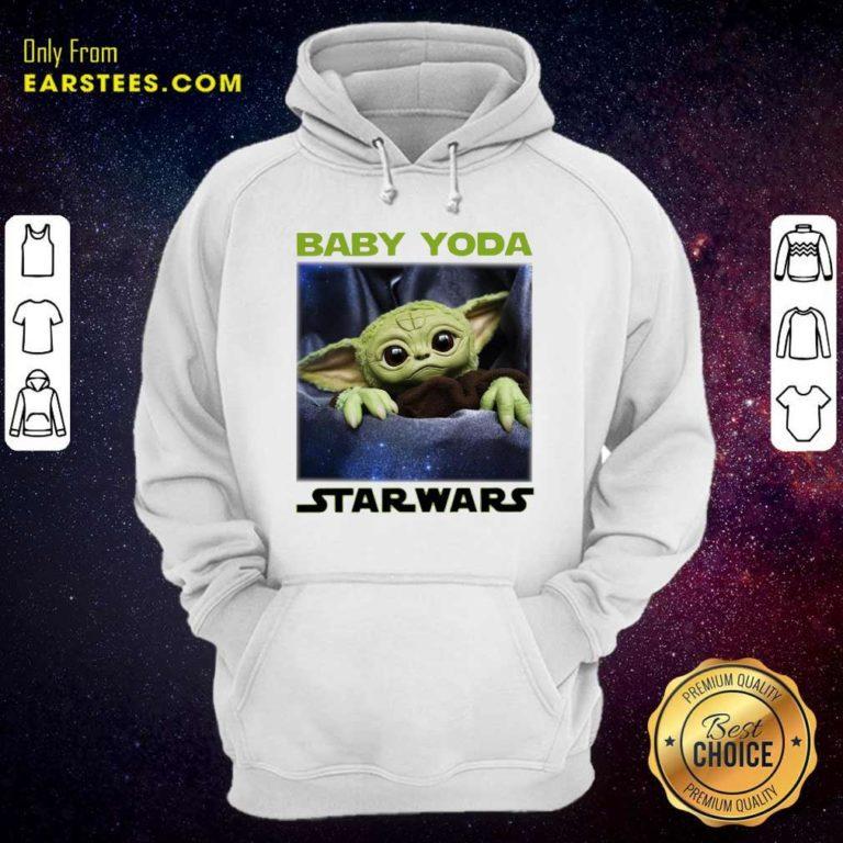 Baby Yoda Star Wars Hoodie - Design By Earstees.com