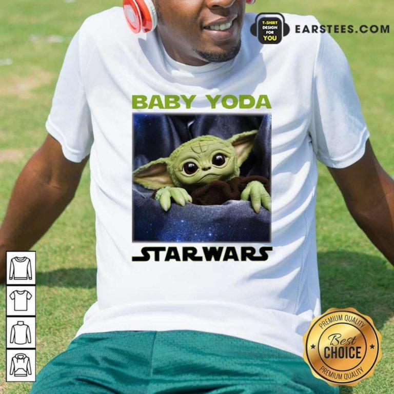 Baby Yoda Star Wars Shirt - Design By Earstees.com