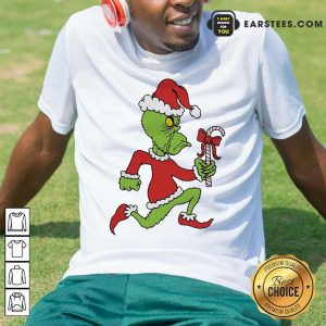 Grinch Merry Fucking Xmas Christmas Shirt - Design By Earstees.com