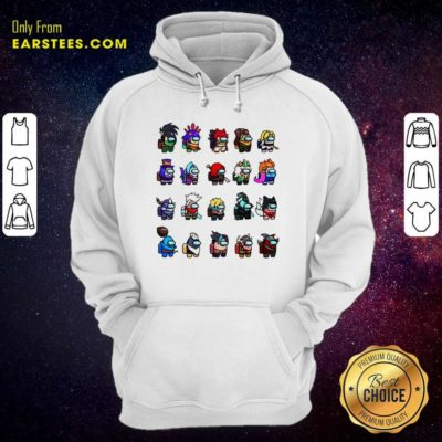 Among Us X League Of Legends Games Hoodie - Design By Earstees.com