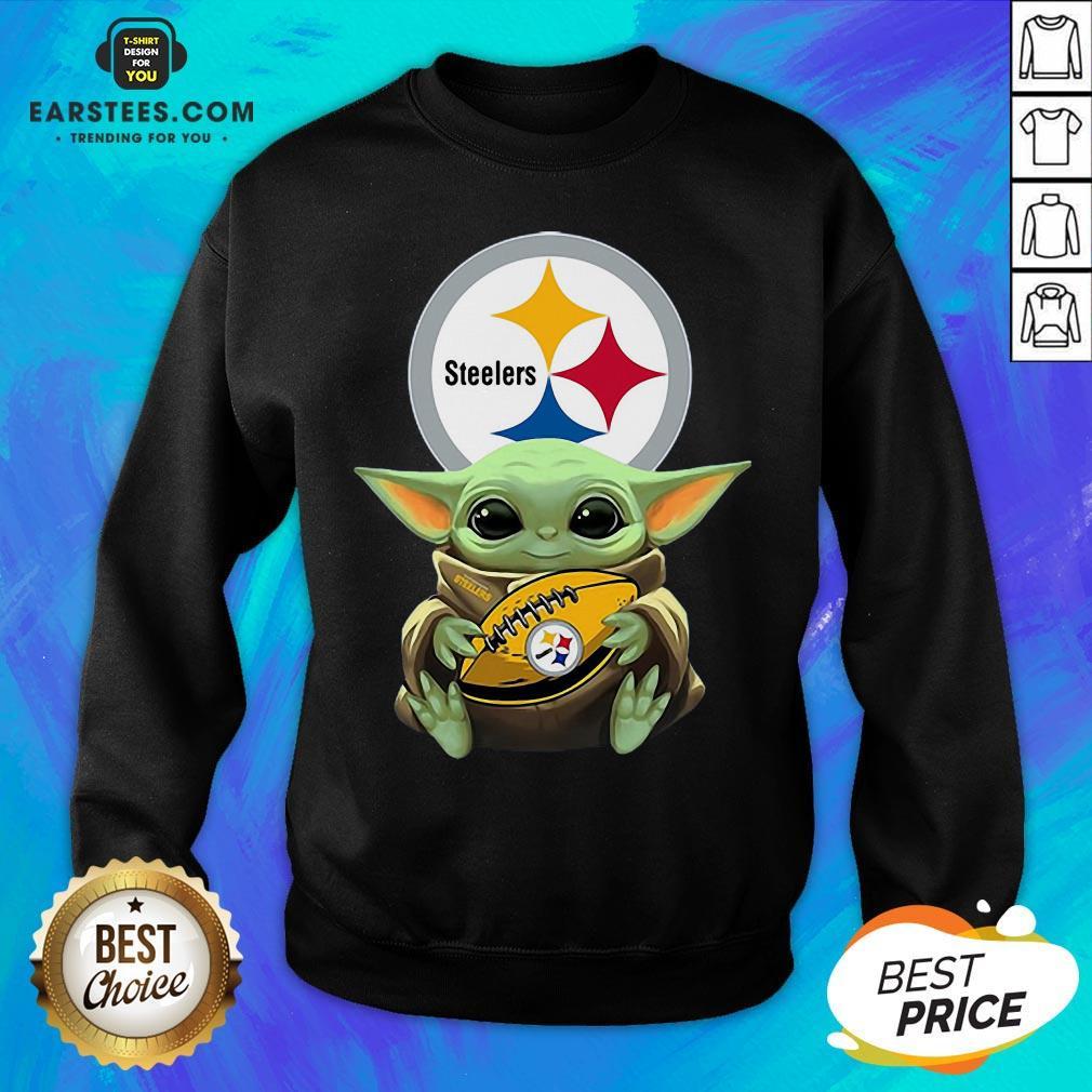 Original Baby Yoda Rugby Steelers Sweatshirt- Design By Earstees.com