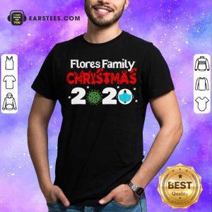 Flores Christmas 2020 Mask Corona Virus Shirt - Design By Earstees.com