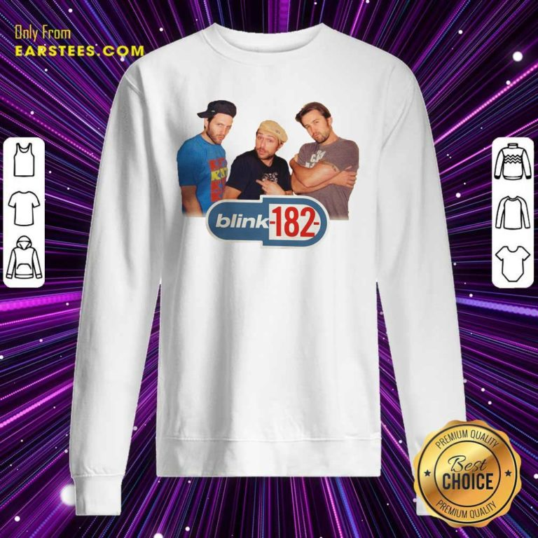 It's Always Sunny In Philadelphia Blink 182 Sweatshirt - Design By Earstees.com