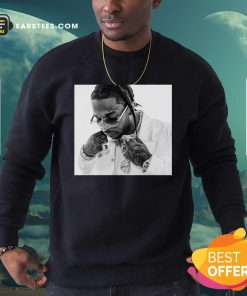 Rip Pop Smoke 2020 Sweatshirt - Design By Earstees.com