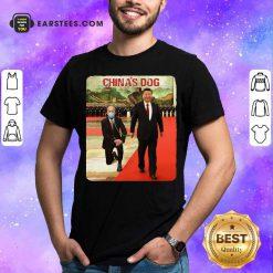 Joe Biden China's Dog Shirt - Design By Earstees.com
