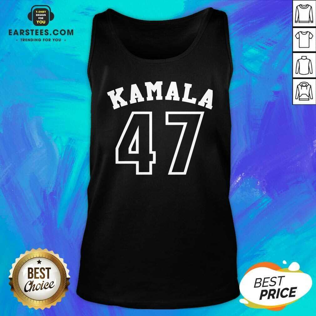 Perfect Kamala 47 Kamala Harris Tank Top - Design By Earstees.com