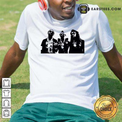 17 5 Same Color Shirt - Design By Earstees.com