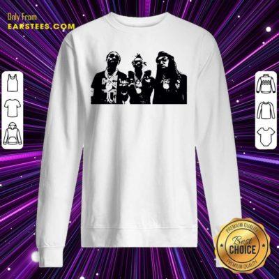 17 5 Same Color Sweatshirt - Design By Earstees.com
