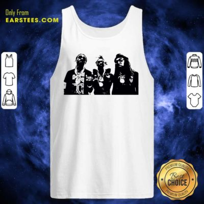 17 5 Same Color Tank Top - Design By Earstees.com