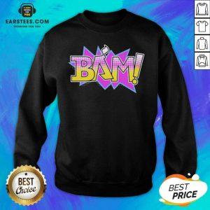 Pretty Goran Dragic Bam Sweatshirt - Design By Earstees.com