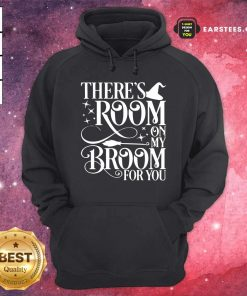 There Room On My Broom For You Witch Halloween Hoodie - Design By Earstees.com