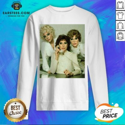 Top Lady Gaga 9 To 5 Sweatshirt - Design By Earstees.com