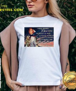 I Was Born To Be A Nurse To Hold To Aid To Save To Help To Teach To Inspire Its Who I Am V-neck- Design By Earstees.com