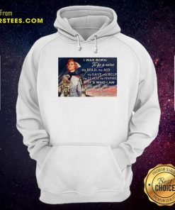 I Was Born To Be A Nurse To Hold To Aid To Save To Help To Teach To Inspire Its Who I Am Hoodie- Design By Earstees.com