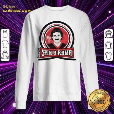 Chicago Bears Savardian Spin-O-Rama Sweatshirt- Design By Earstees.com