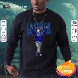 Tommy Lasorda Los Angeles Dodgers Sweatshirt- Design By Earstees.com